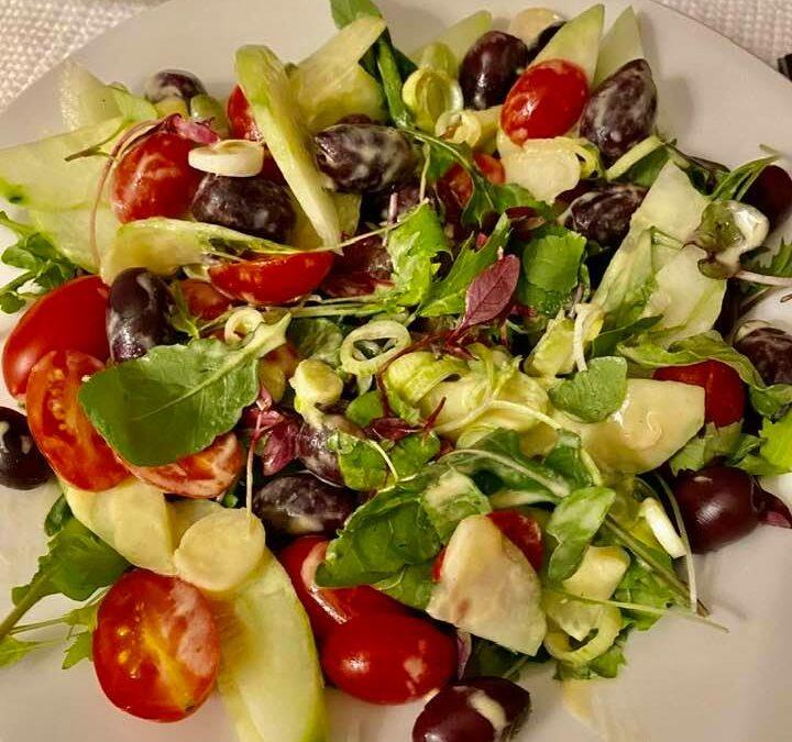 My New Favorite Salad