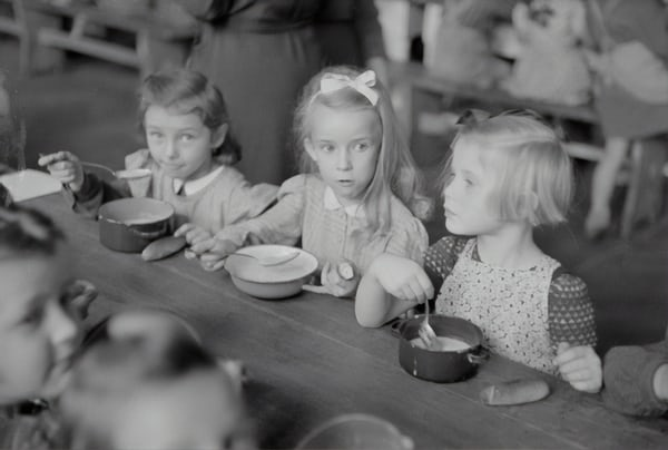 Socially Conditioned Eating