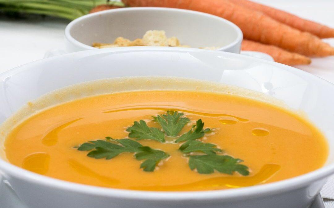 Thai Carrot Soup