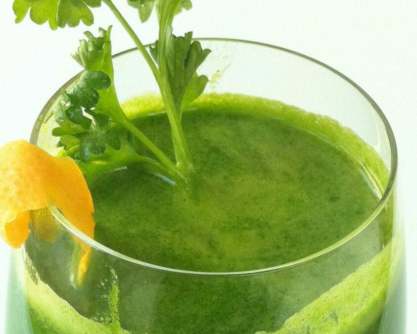 Extreme Green Lemonade
